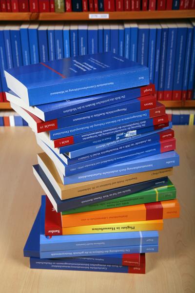 Wir veröffentlichen Dissertationen