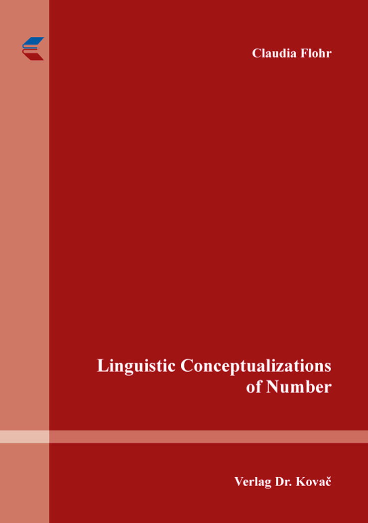 Cover: Linguistic Conceptualizations of Number