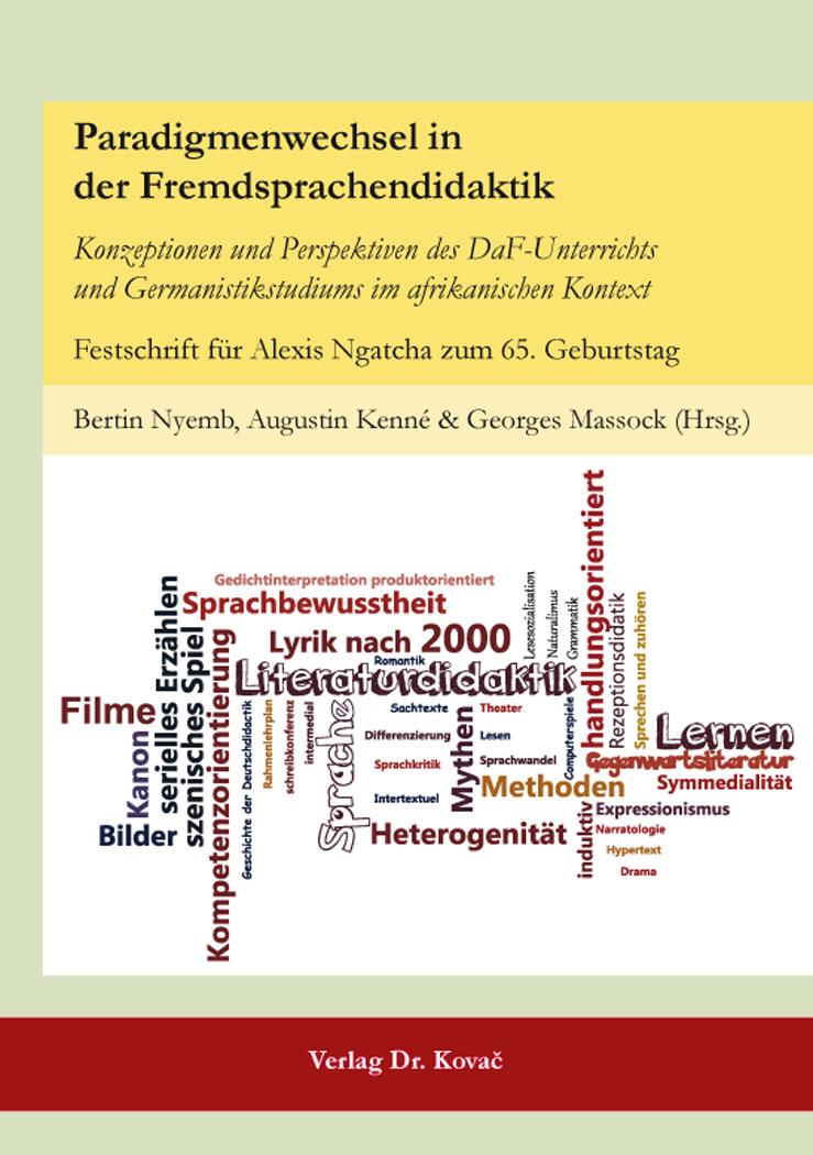 Cover: Paradigmenwechsel in der Fremdsprachendidaktik