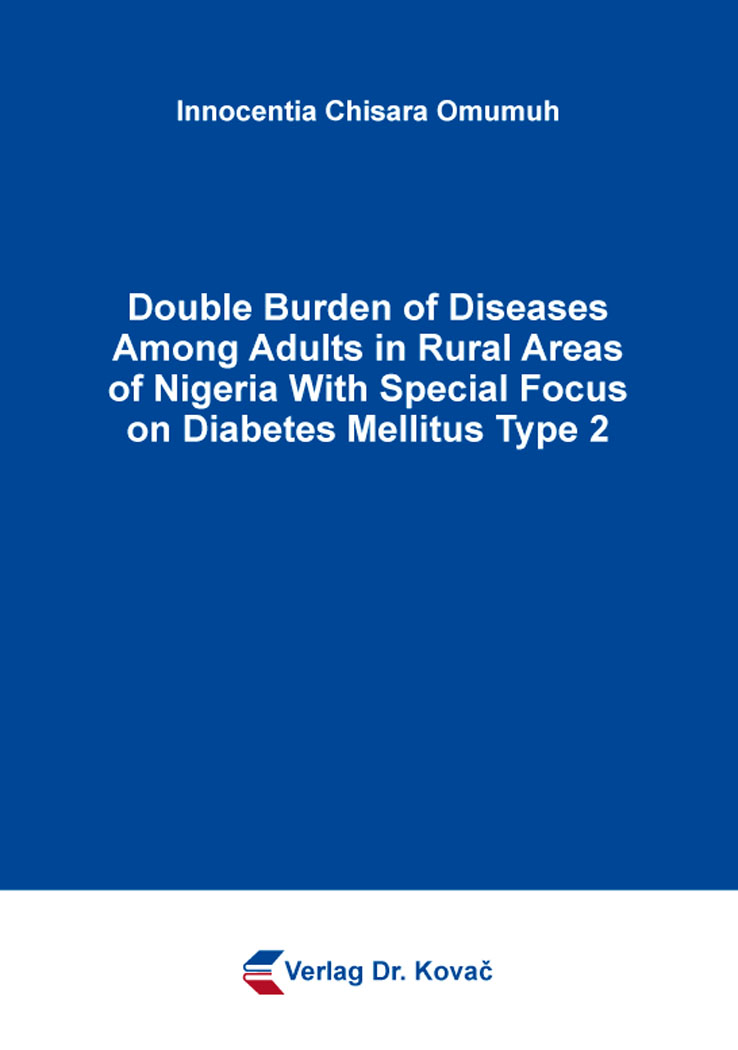 Cover: Double Burden of Diseases Among Adults in Rural Areas of Nigeria With Special Focus on Diabetes Mellitus Type 2