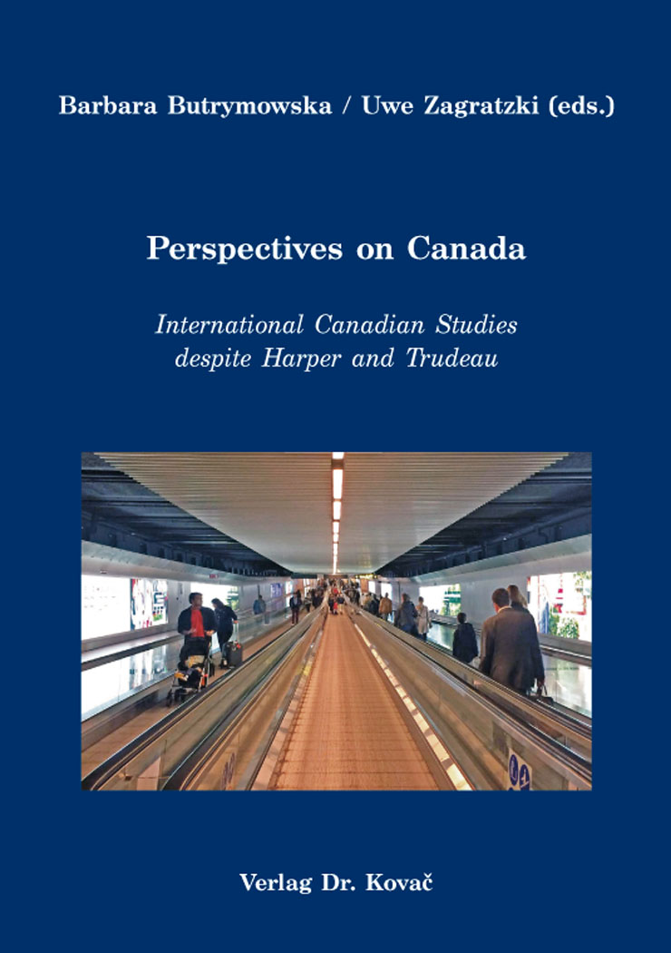 Cover: Perspectives on Canada