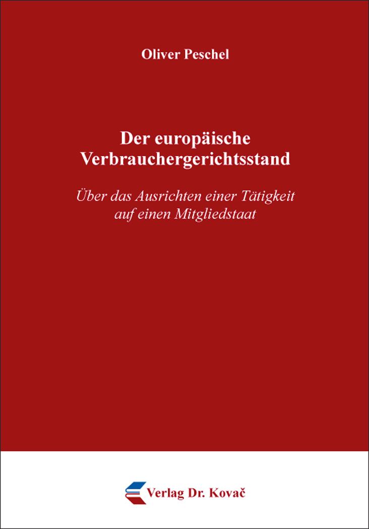 Dissertation oliver schorsch