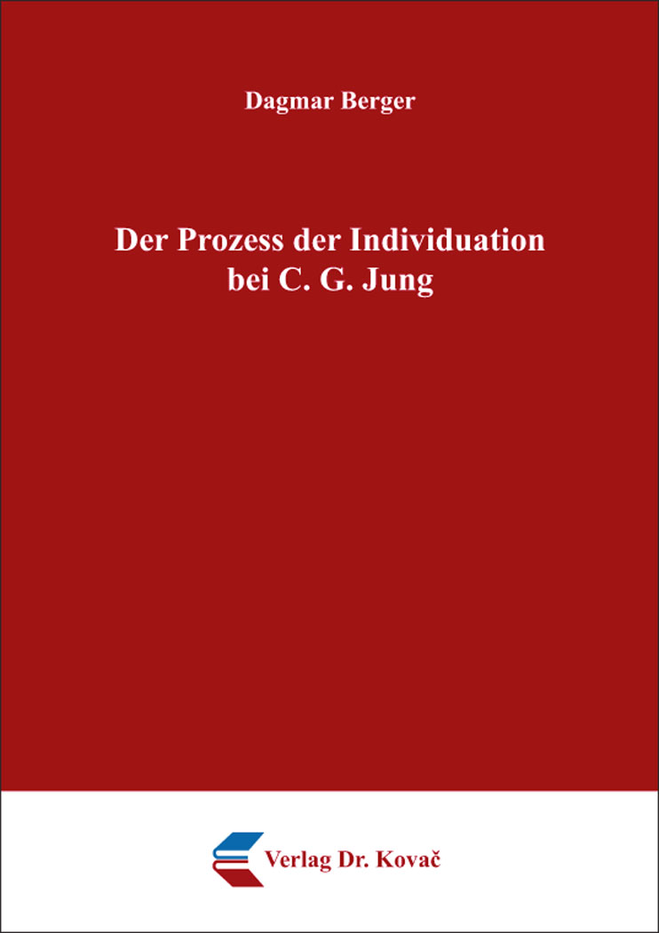 Cover: Der Prozess der Individuation beiC.G.Jung