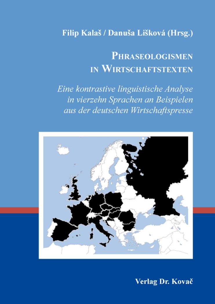 Cover: Phraseologismen in Wirtschaftstexten