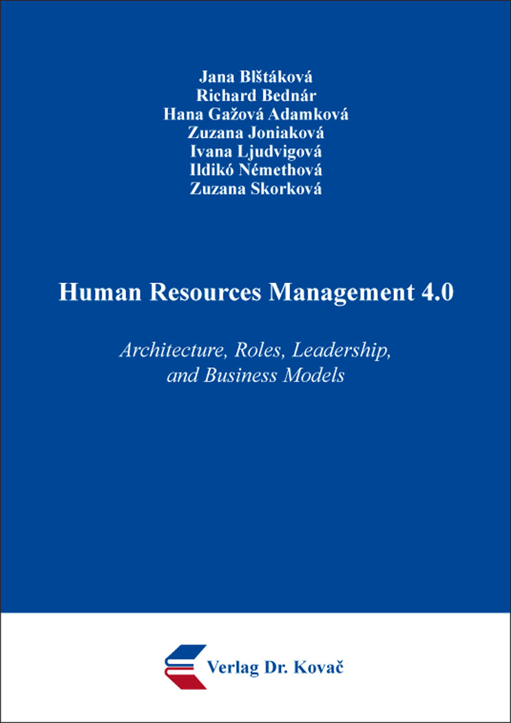 Cover: Human Resources Management 4.0