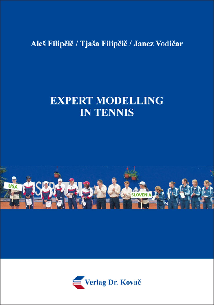 Cover: Expert Modelling in Tennis
