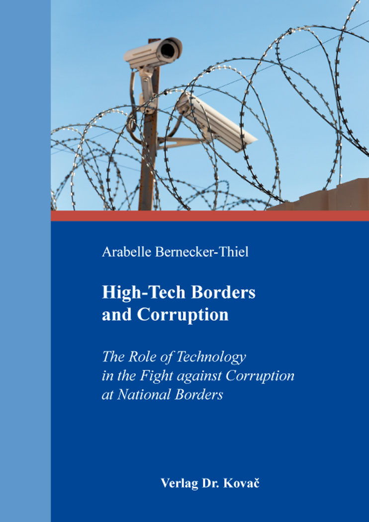 Cover: High-Tech Borders and Corruption