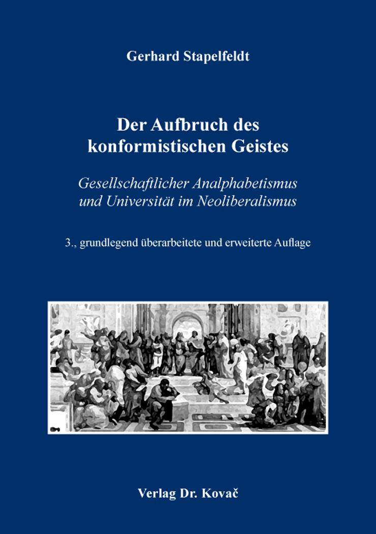 Cover: Der Aufbruch des konformistischen Geistes