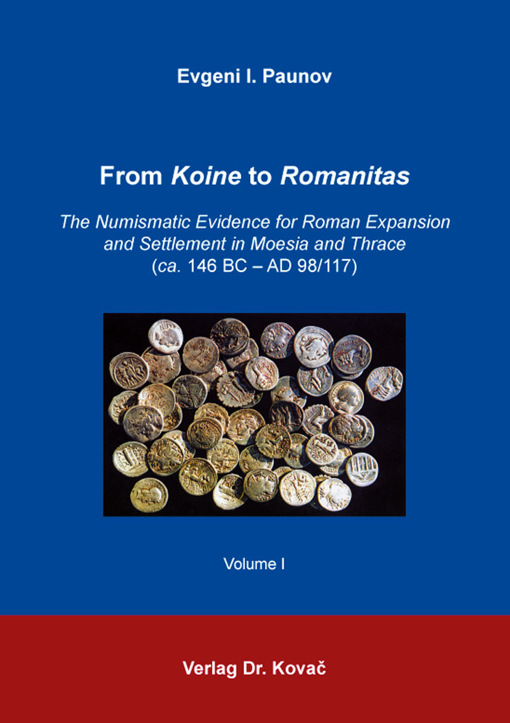 Cover: From Koine to Romanitas