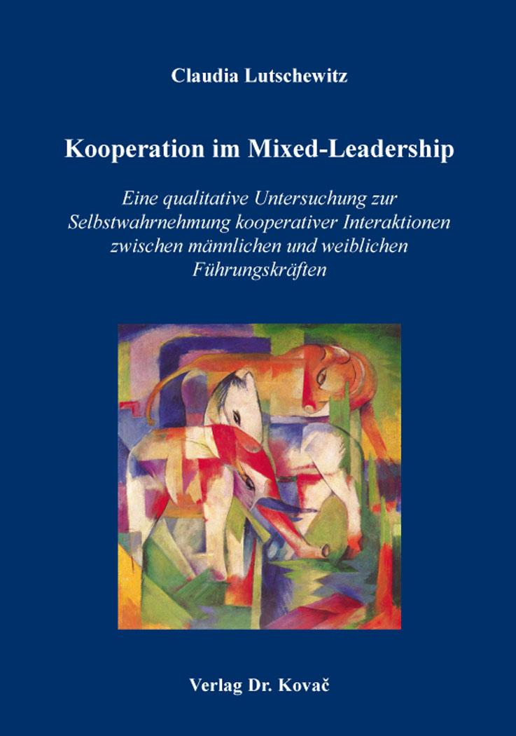Cover: Kooperation im Mixed-Leadership