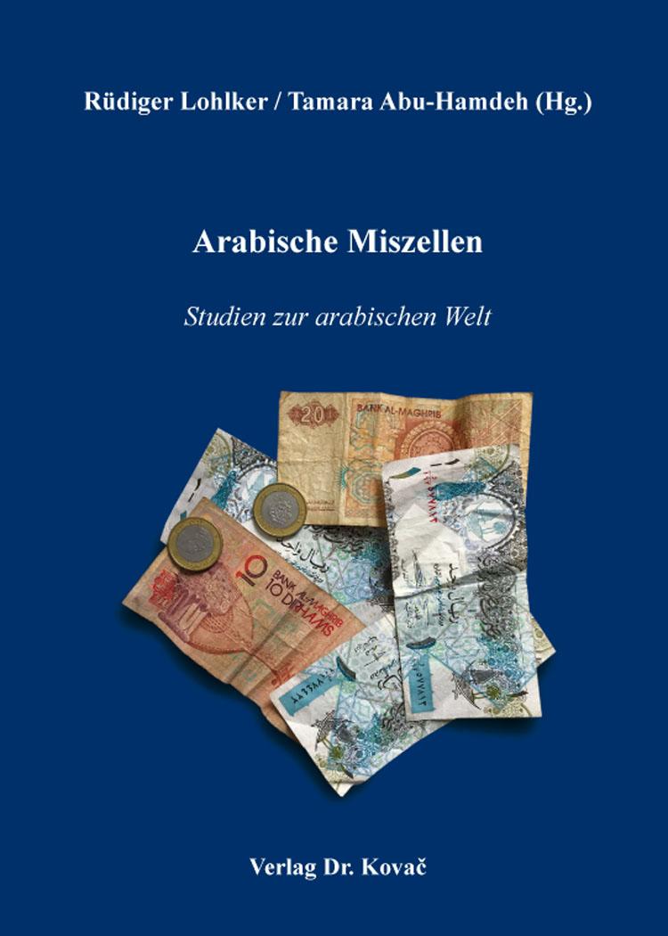 Cover: Arabische Miszellen