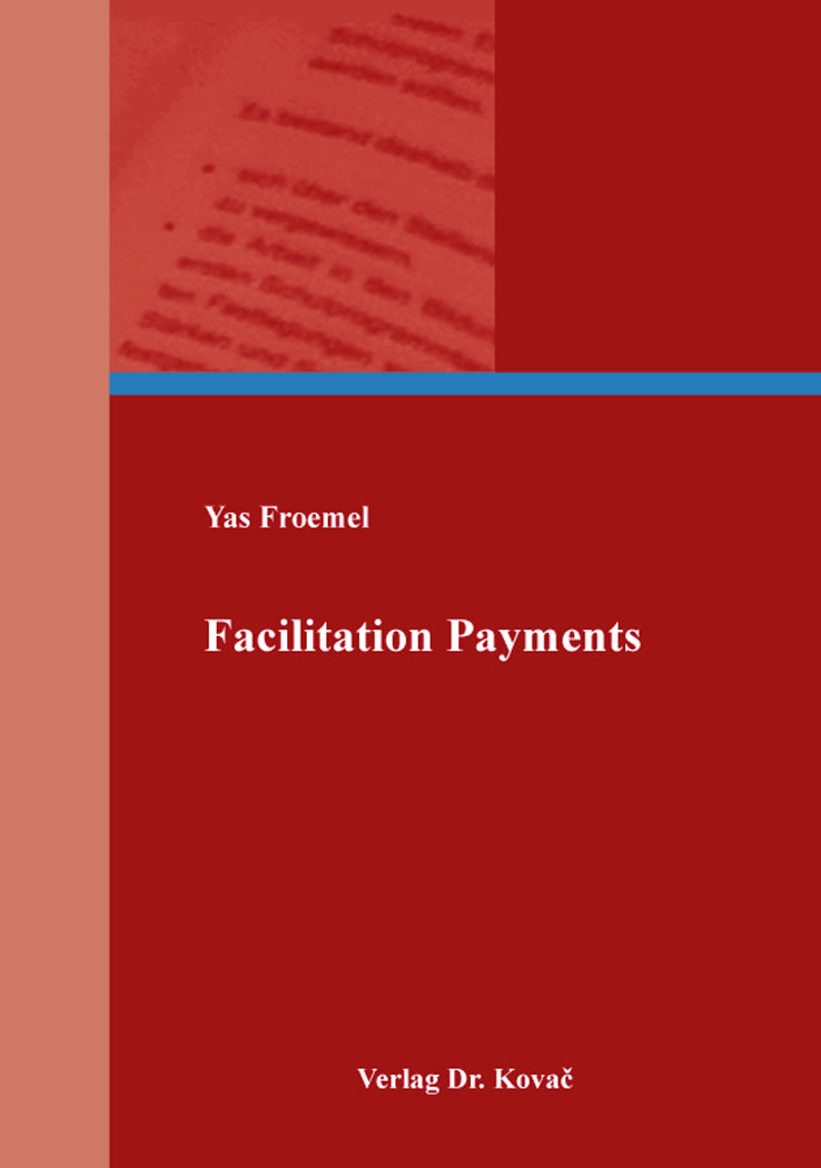 Cover: Facilitation Payments