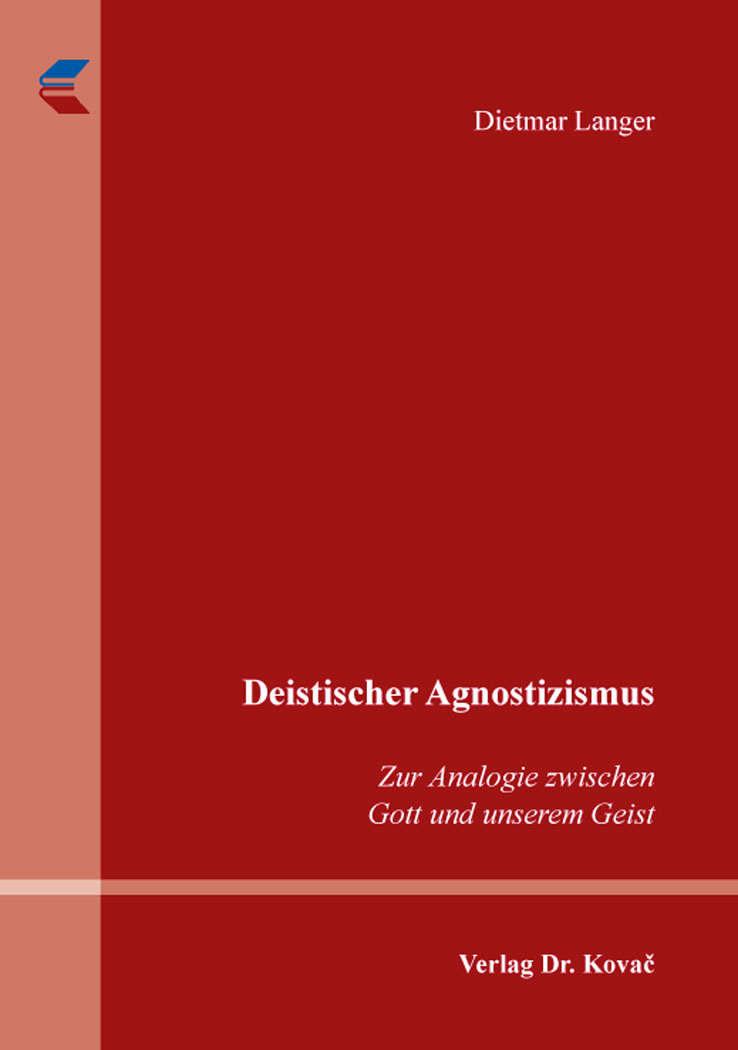 Cover: Deistischer Agnostizismus