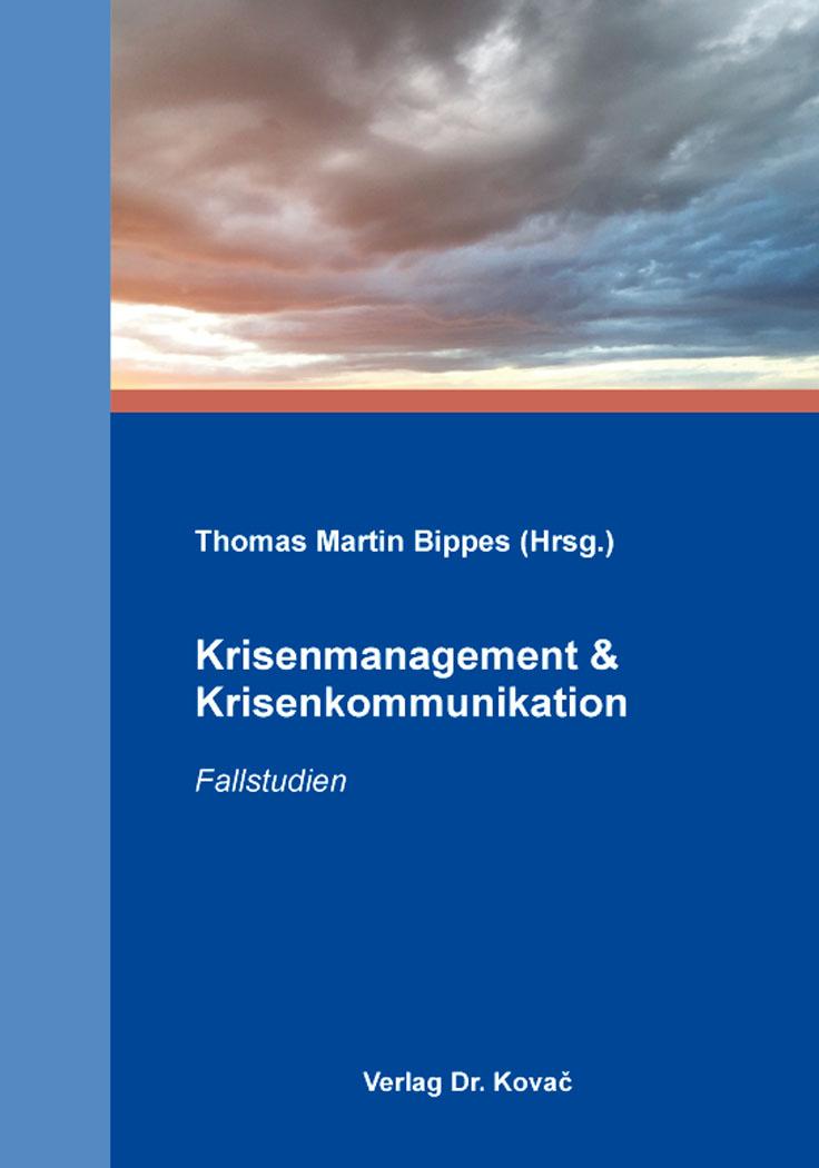Cover: Krisenmanagement & Krisenkommunikation