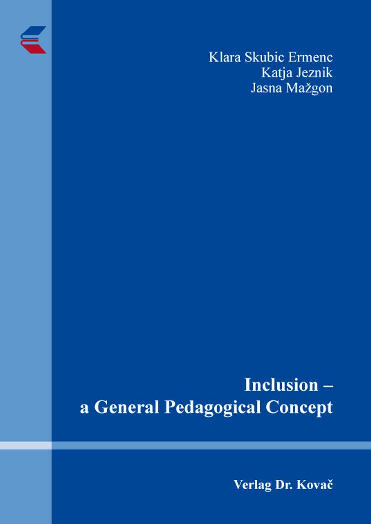 Cover: Inclusion – a General Pedagogical Concept