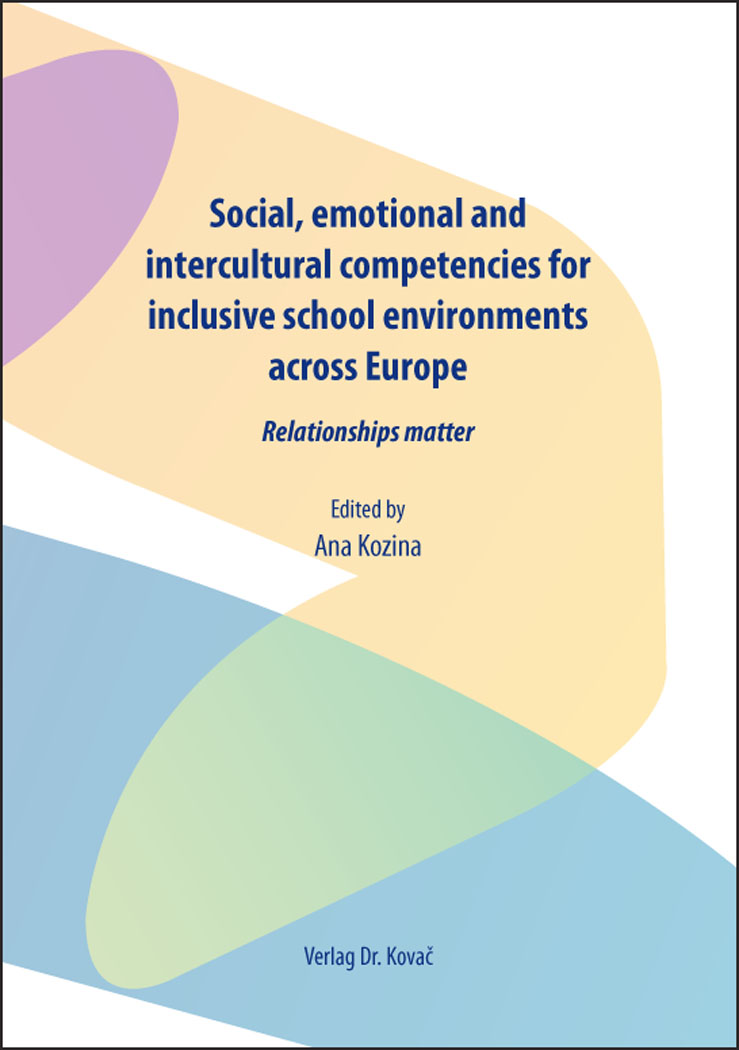 Cover: Social, emotional and intercultural competencies for inclusive school environments across Europe