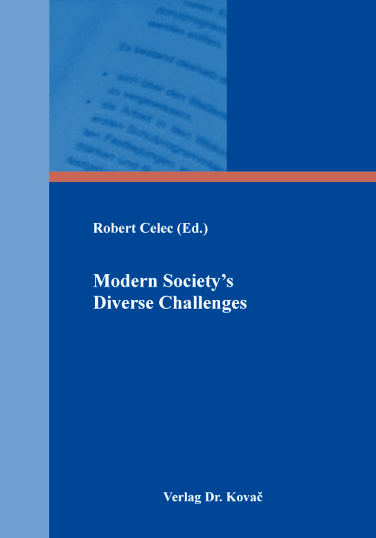 Cover: Modern Society's Diverse Challenges