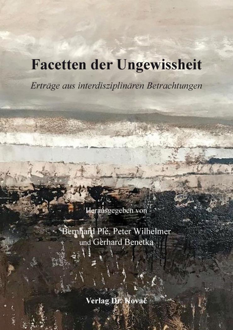 Cover: Facetten der Ungewissheit