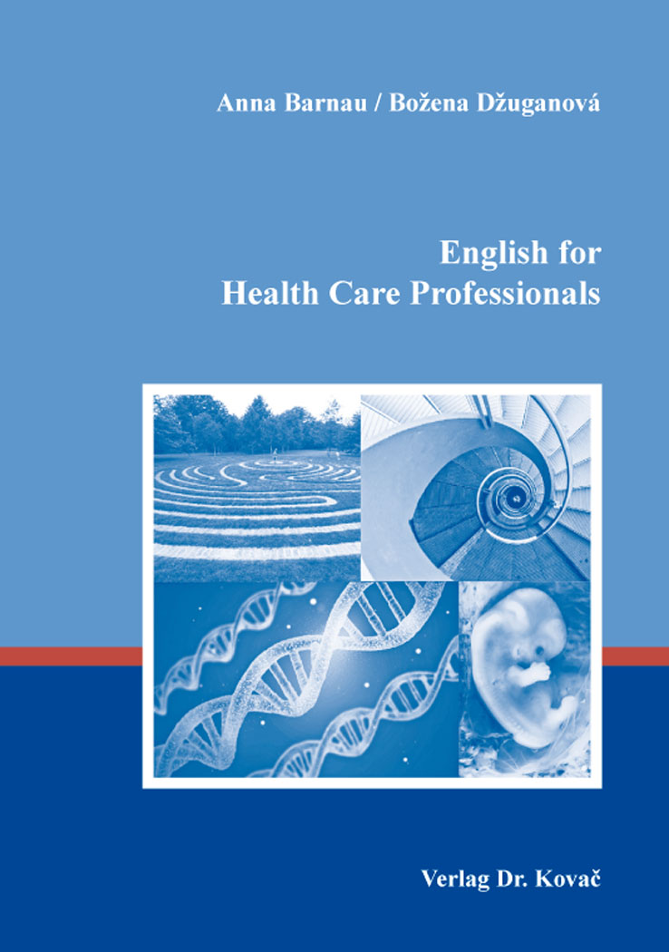 Cover: English for Health Care Professionals