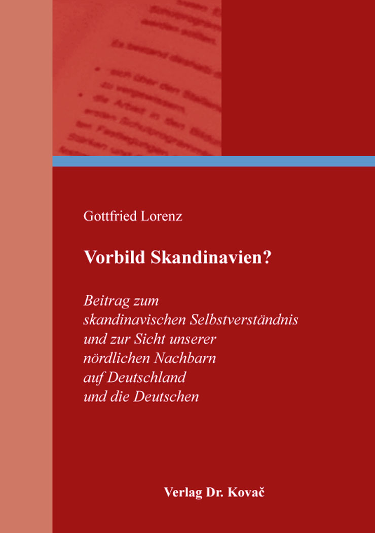Cover: Vorbild Skandinavien?