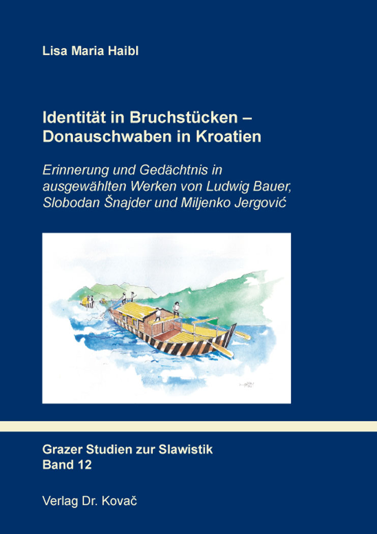 Cover: Identität in Bruchstücken – Donauschwaben in Kroatien