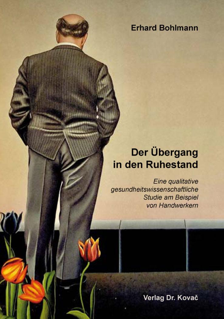 Cover: Der Übergang in den Ruhestand