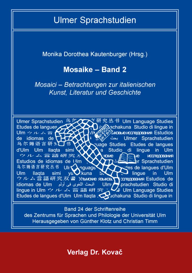 Cover: Mosaike – Band 2