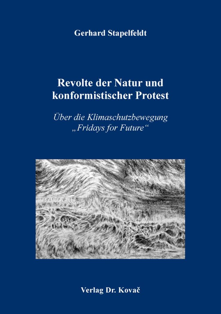 Cover: Revolte der Natur und konformistischer Protest