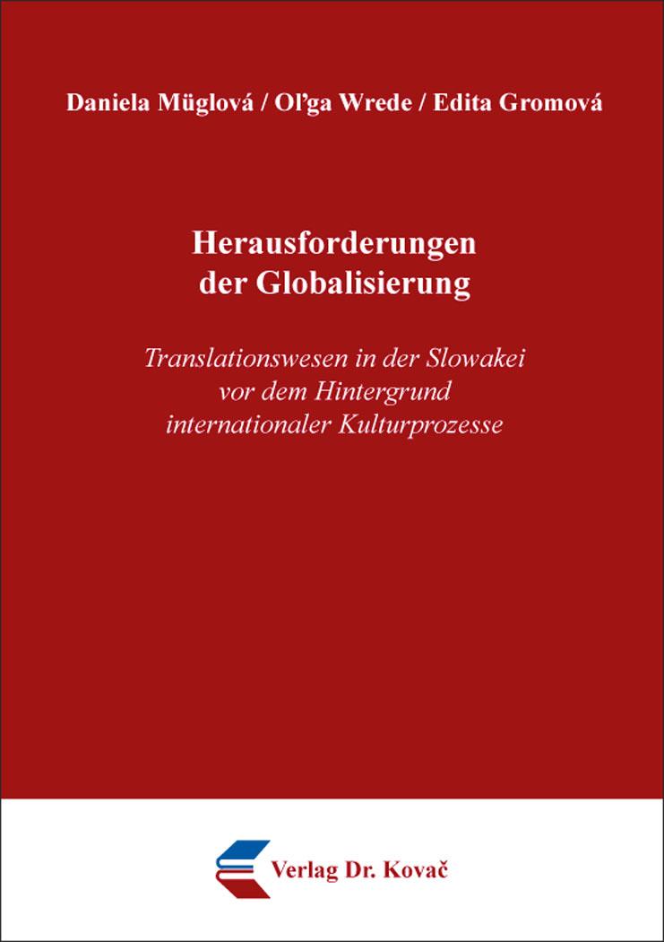 Cover: Herausforderungen der Globalisierung