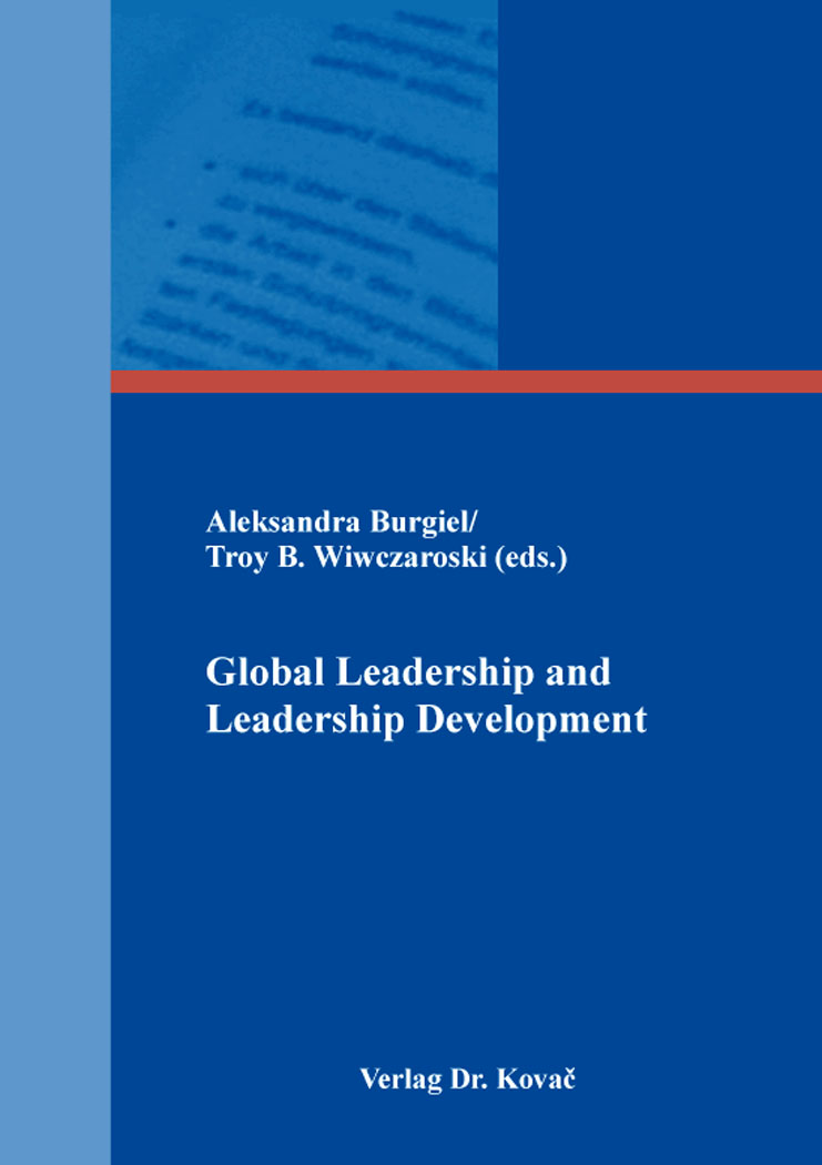 Cover: Global Leadership and Leadership Development