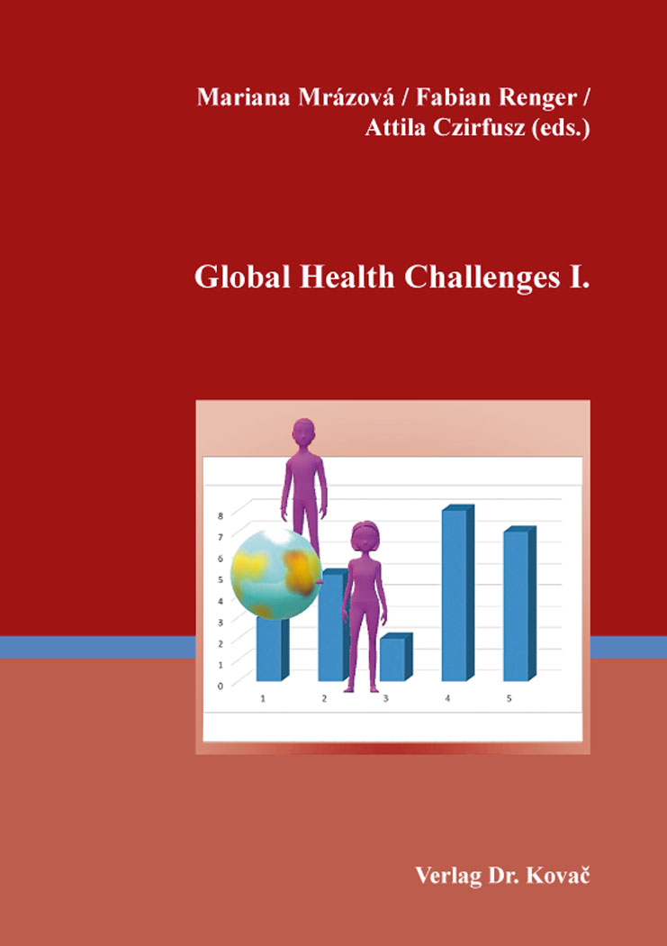 Cover: Global Health Challenges I.