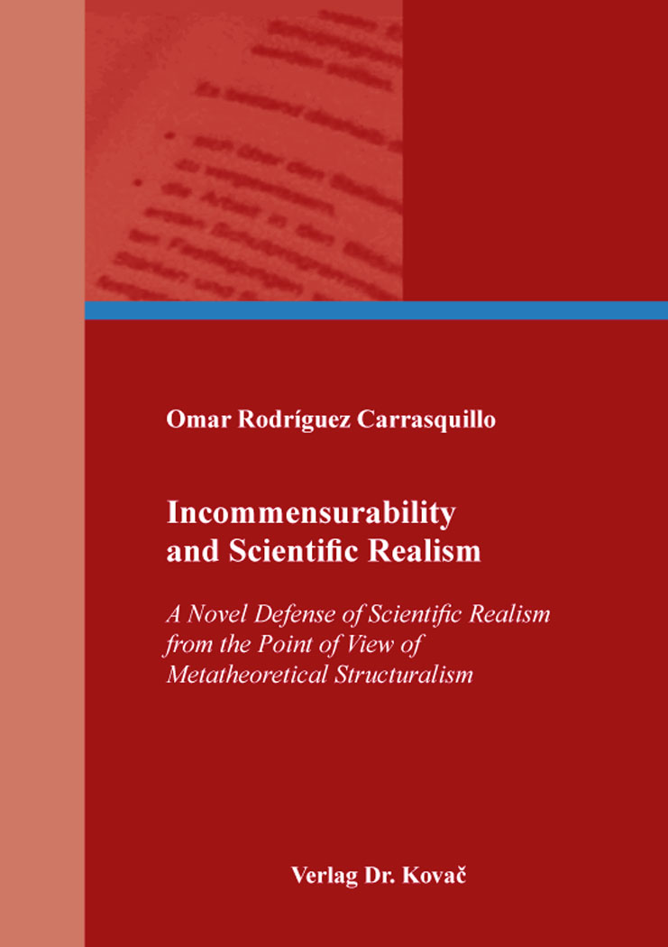 Cover: Incommensurability and Scientific Realism