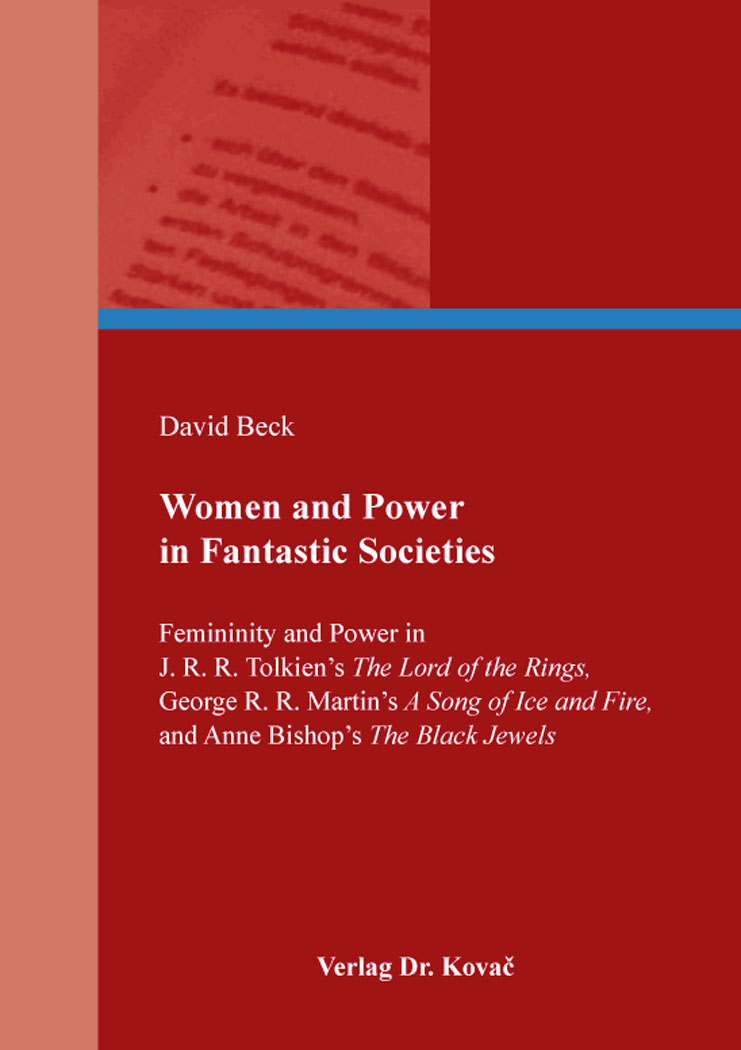 Cover: Women and Power in Fantastic Societies