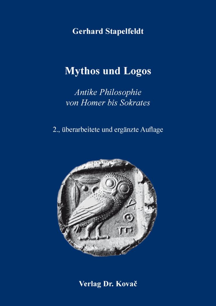 Cover: Mythos und Logos