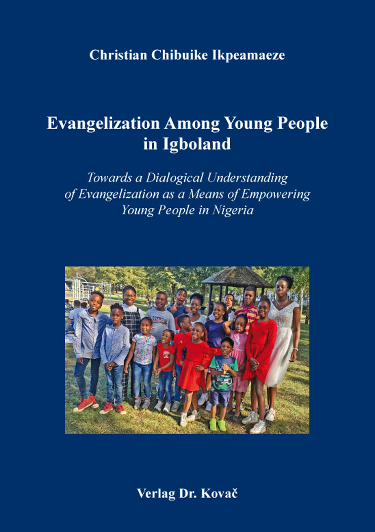 Cover: Evangelization Among Young People in Igboland