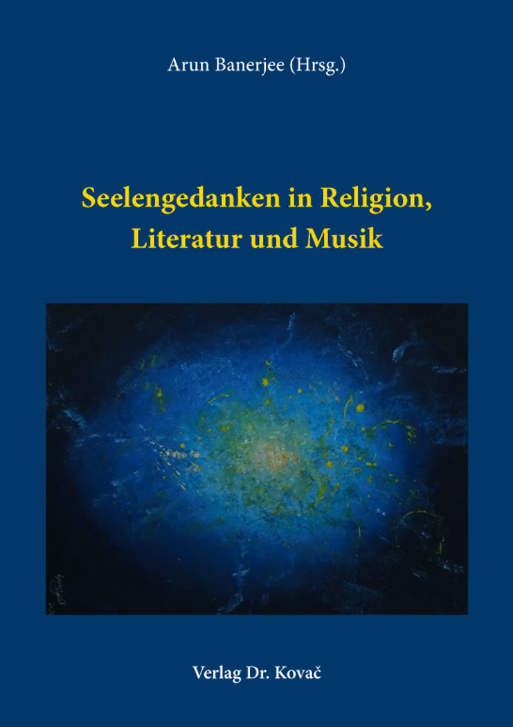 Cover: Seelengedanken in Religion, Literatur und Musik