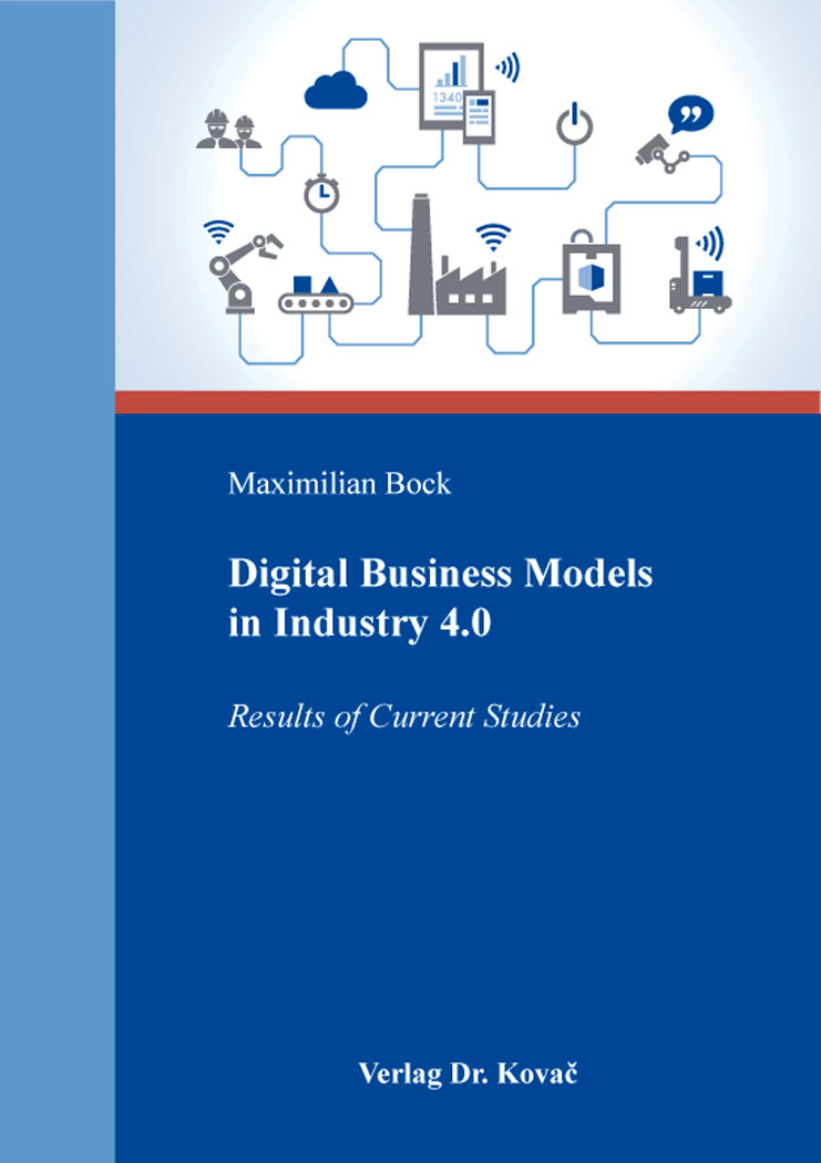 Cover: Digital Business Models in Industry 4.0