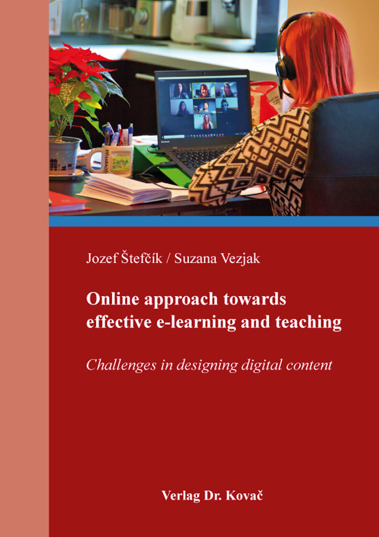 Cover: Online approach towards effective e-learning and teaching
