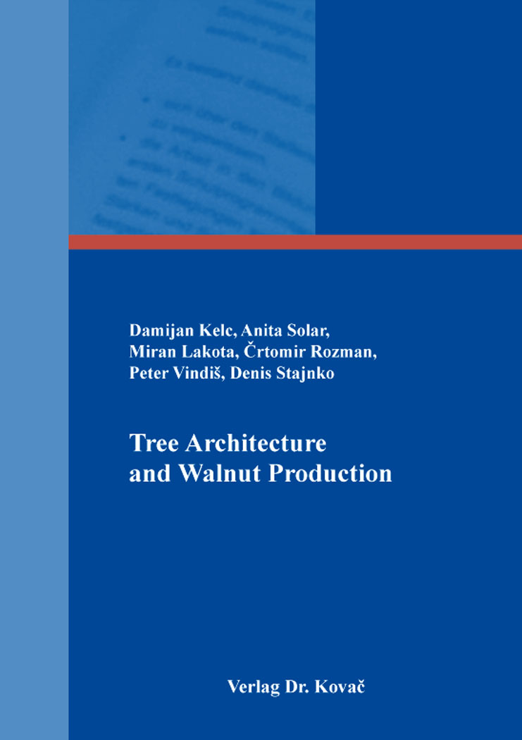 Cover: Tree Architecture and Walnut Production