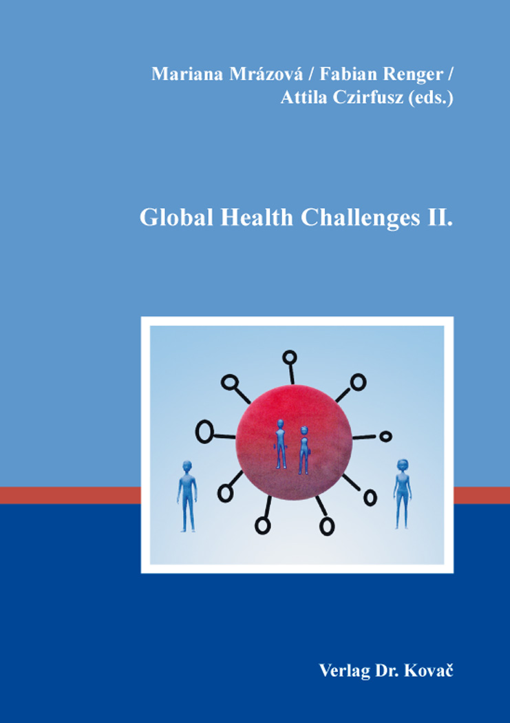 Cover: Global Health Challenges II.