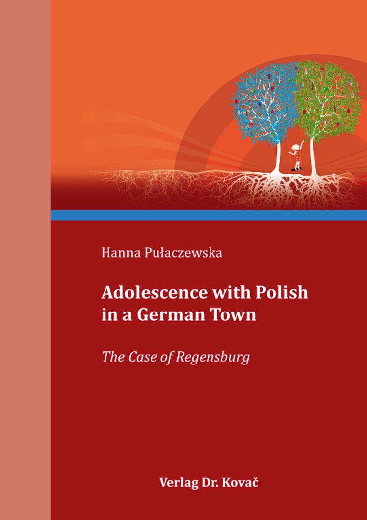 Cover: Adolescence with Polish in a German Town