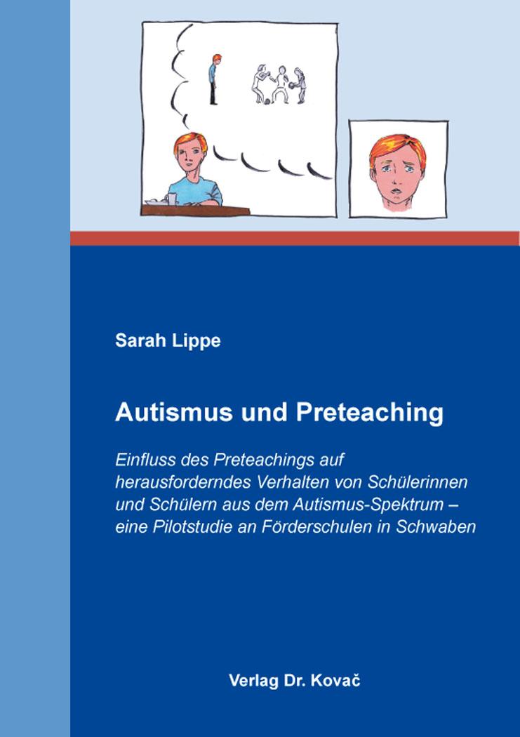 Cover: Autismus und Preteaching
