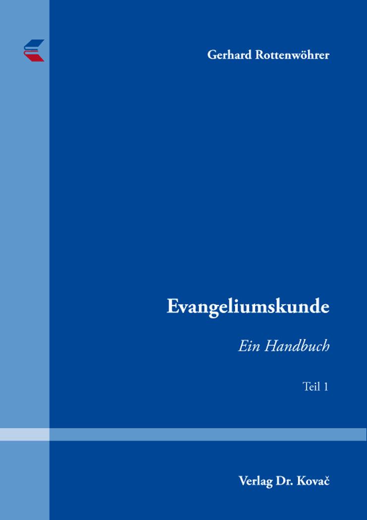 Cover: Evangeliumskunde