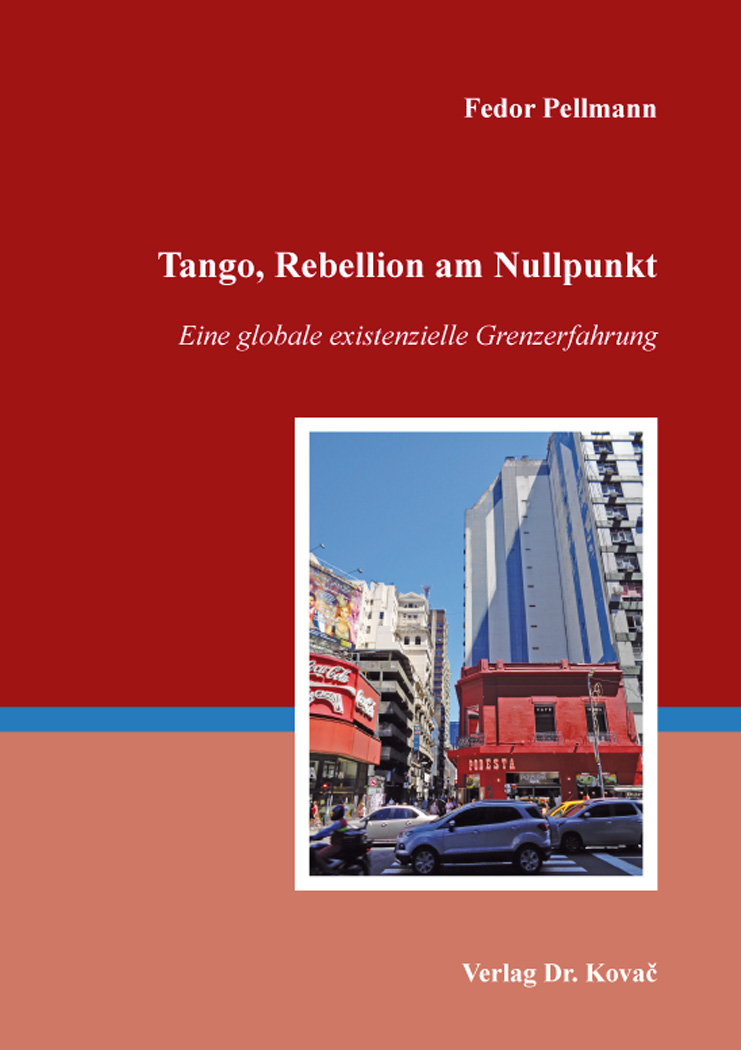 Cover: Tango, Rebellion am Nullpunkt