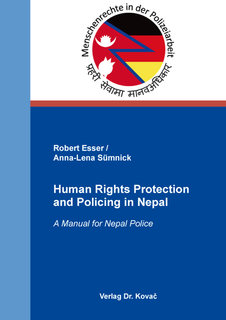 Cover: Human Rights Protection and Policing in Nepal
