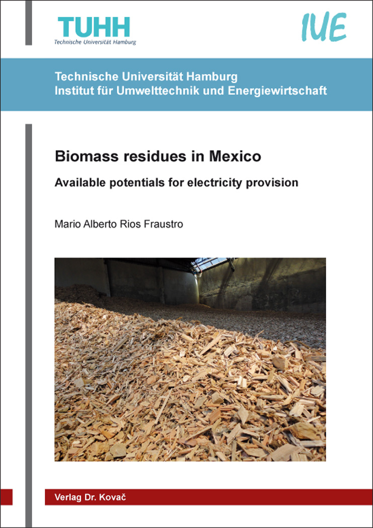 Cover: Biomass residues in Mexico