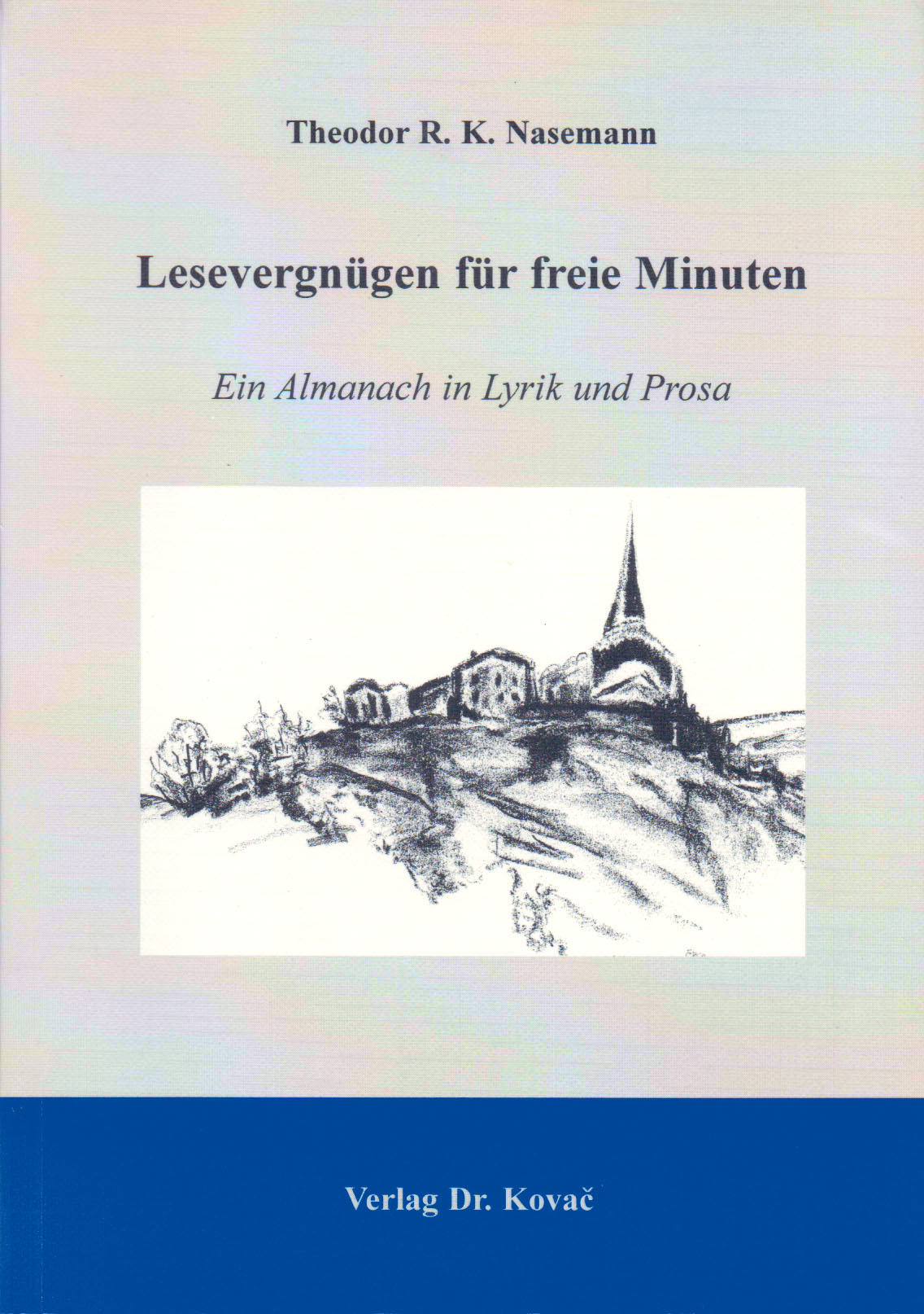 Cover: Lesevergnügen für freie Minuten