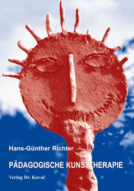 Cover: Pädagogische Kunsttherapie