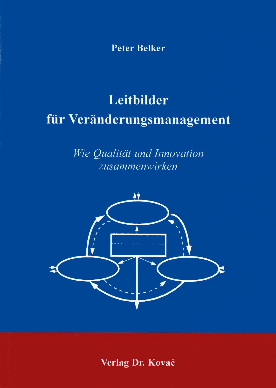 Cover: Leitbilder für Veränderungsmanagement