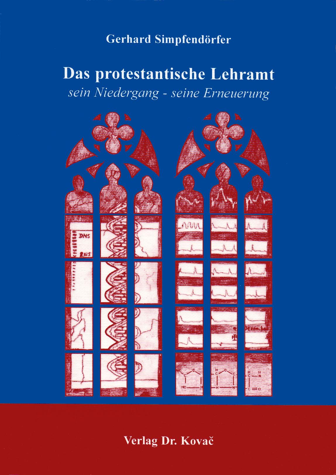 Cover: Das protestantische Lehramt